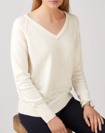 Toccato Raglan Sweater