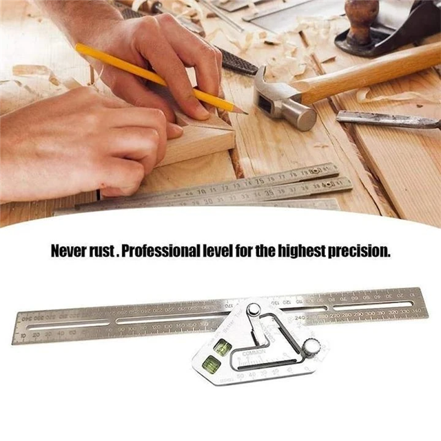 All-Angle Revolutionary Carpentry Tool (FREE GIFT)