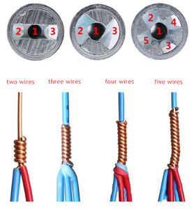 Ultimate Wire Stripping and Twisting Tool