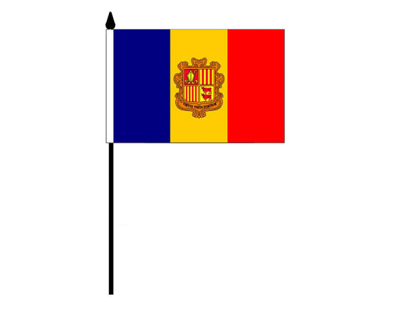 Andorra  (Desk Flag)