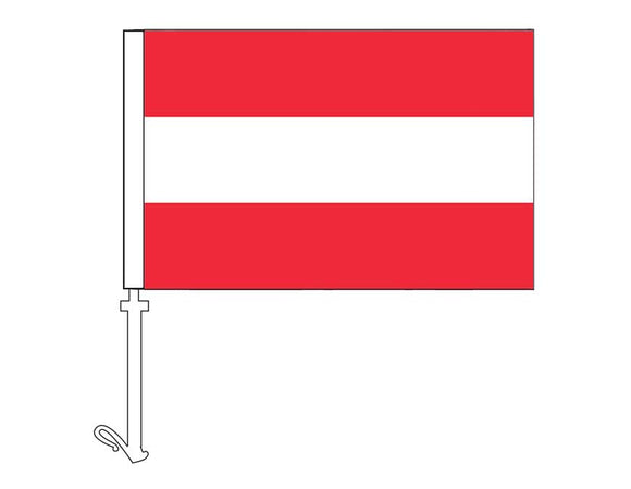 Austria - Car Flag