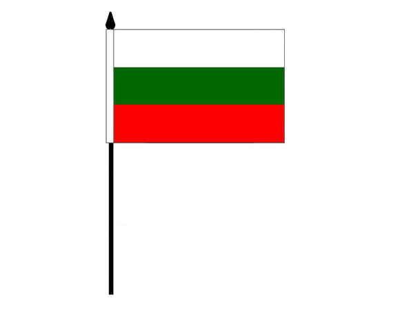 Bulgaria (Desk Flag)