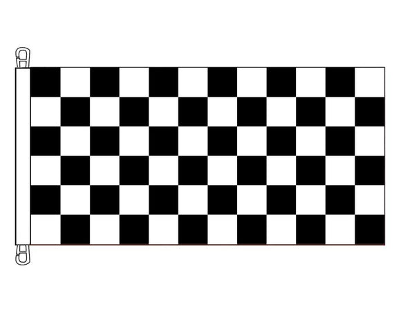 Chequered Racing - HEAVY DUTY (0.9 x 1.8 m)