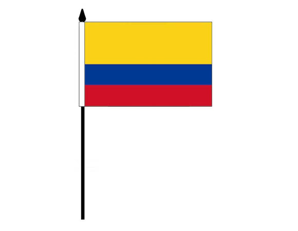 Colombia (Desk Flag)
