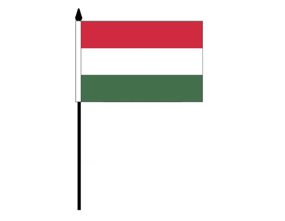Hungary  (Desk Flag)