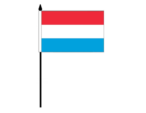 Luxembourg  (Desk Flag)