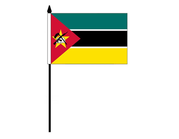 Mozambique  (Desk Flag)