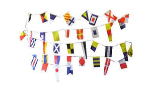 Marine Signal Code Flag Nautical - Flag Bunting