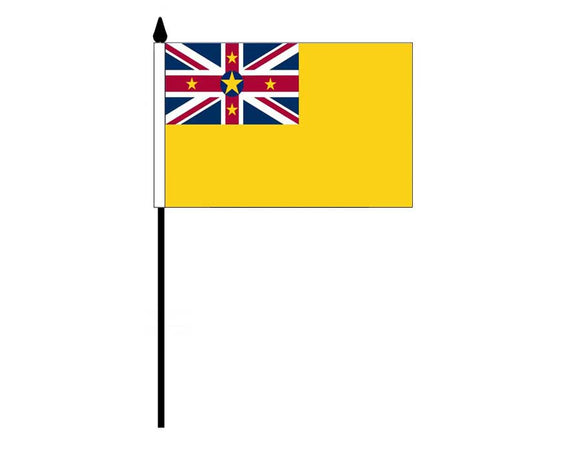 Niue (Desk Flag)
