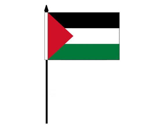 Palestine  (Desk Flag)