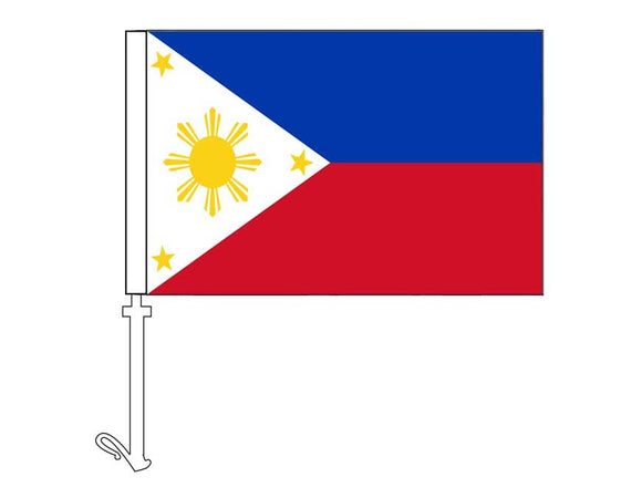 Philippines - Car Flag