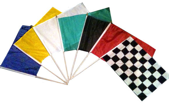 Racing Flags - Full Set  (Small)