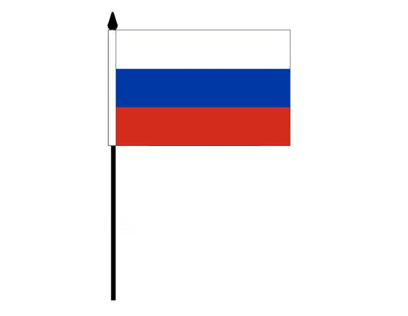 Russia (Desk Flag)
