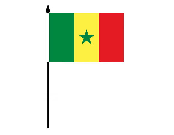 Senegal  (Desk Flag)
