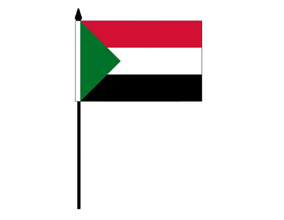 Sudan (Desk Flag)