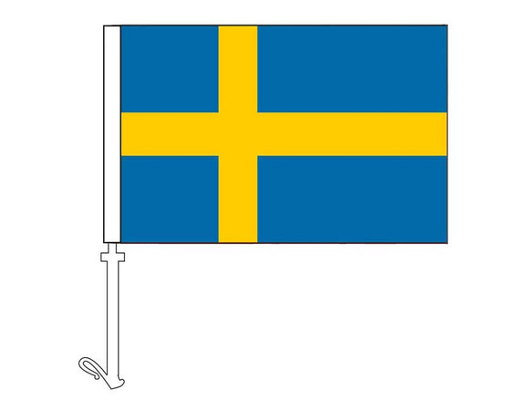 Sweden - Car Flag