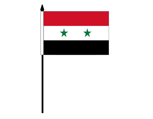 Syria  (Desk Flag)