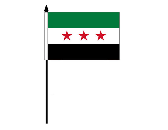 Syria - Opposition Rebels  (Desk Flag)