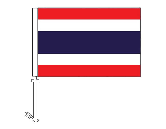 Thailand - Car Flag