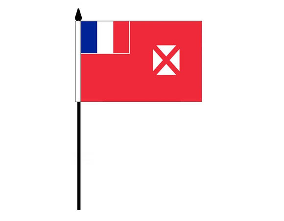 Wallis and Futuna (Desk Flag)