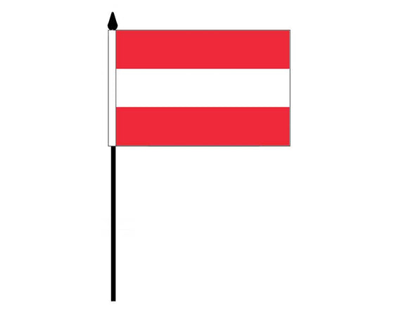 Austria  (Desk Flag)