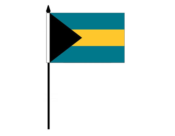 Bahamas  (Desk Flag)