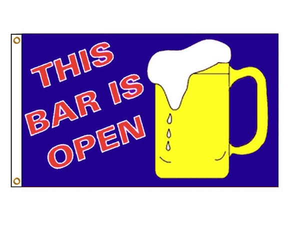 Bar is Open