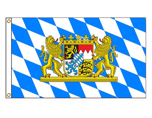 Bavaria (Crest)  -  Germany