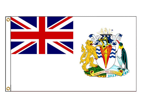 British Antarctic Territories