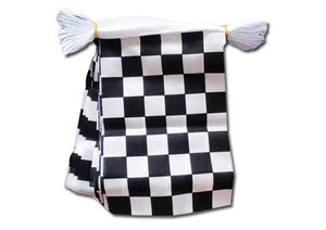 Chequered - Flag Bunting