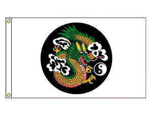 Chinese Circle Dragon
