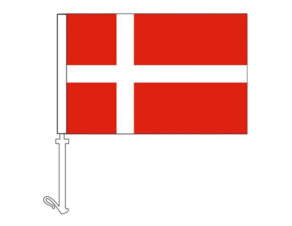 Denmark - Car Flag