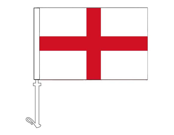 England - Car Flag