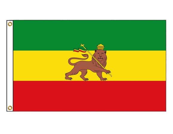 Ethiopia Lion of Judah - Haile Selassie