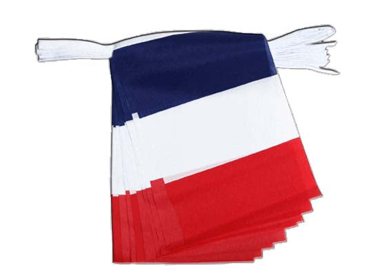 France - Flag Bunting
