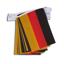 Germany - Flag Bunting