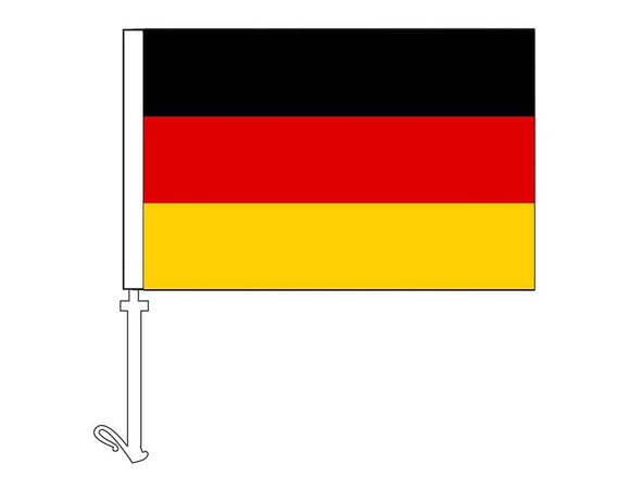 Germany - Car Flag