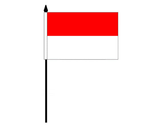 Indonesia  (Desk Flag)