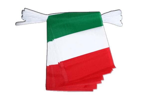 Italy - Flag Bunting