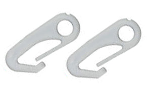 Snap Hooks - Clips - Nylon  (Pair)