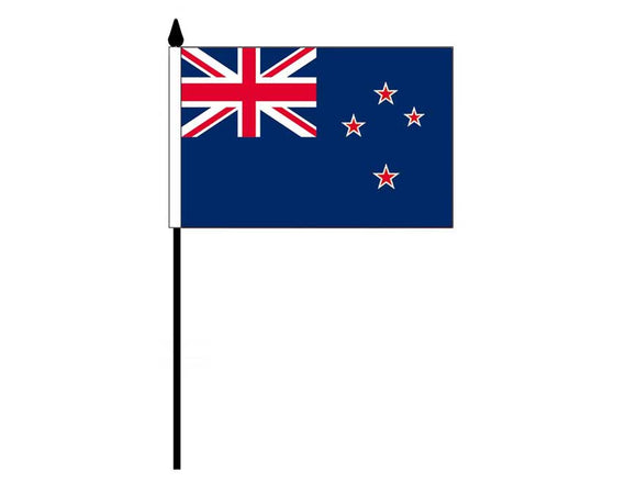 New Zealand - Aotearoa  (Desk Flag)