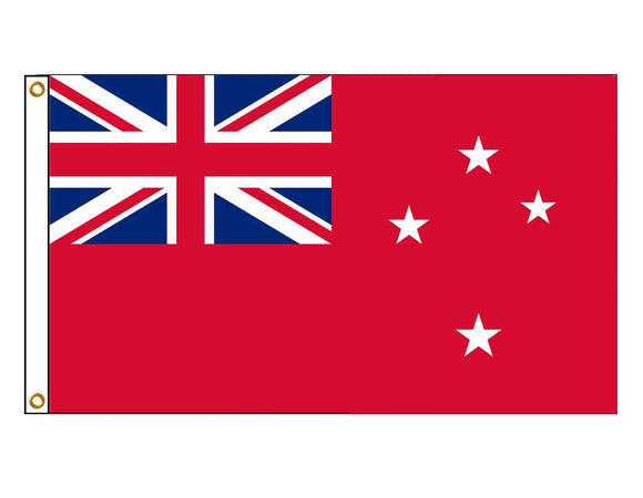 New Zealand Red Ensign (Large)