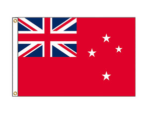 New Zealand Red Ensign (Medium)