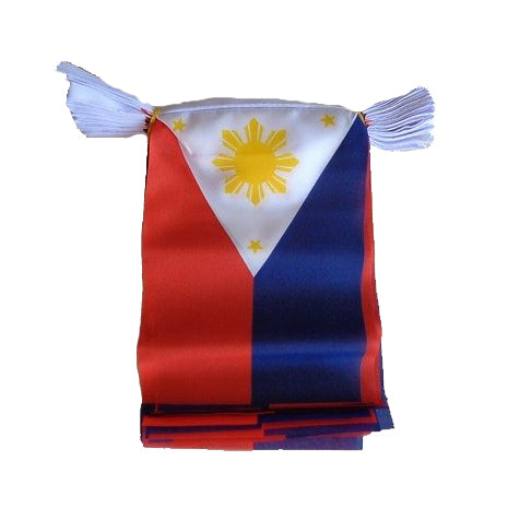Philippines - Flag Bunting