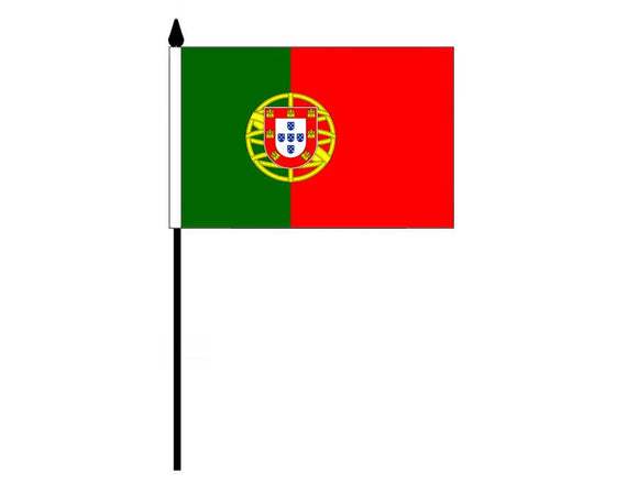 Portugal  (Desk Flag)