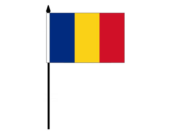 Chad (Desk Flag)
