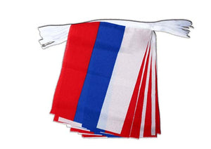 Russia - Flag Bunting