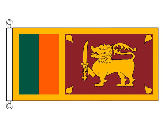 Sri Lanka - HEAVY DUTY (0.9 x 1.8 m)