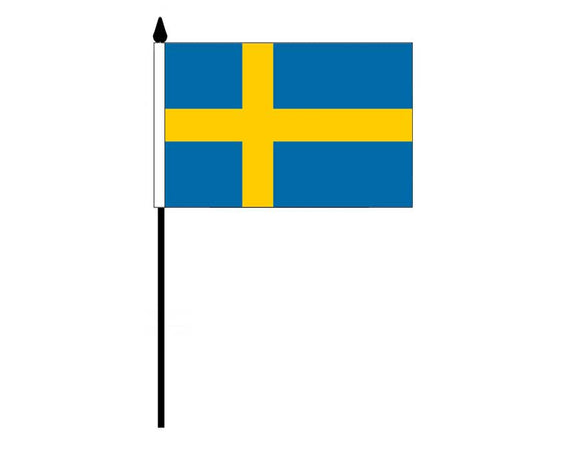 Sweden  (Desk Flag)
