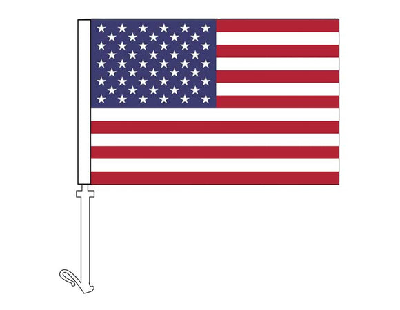 USA - Car Flag